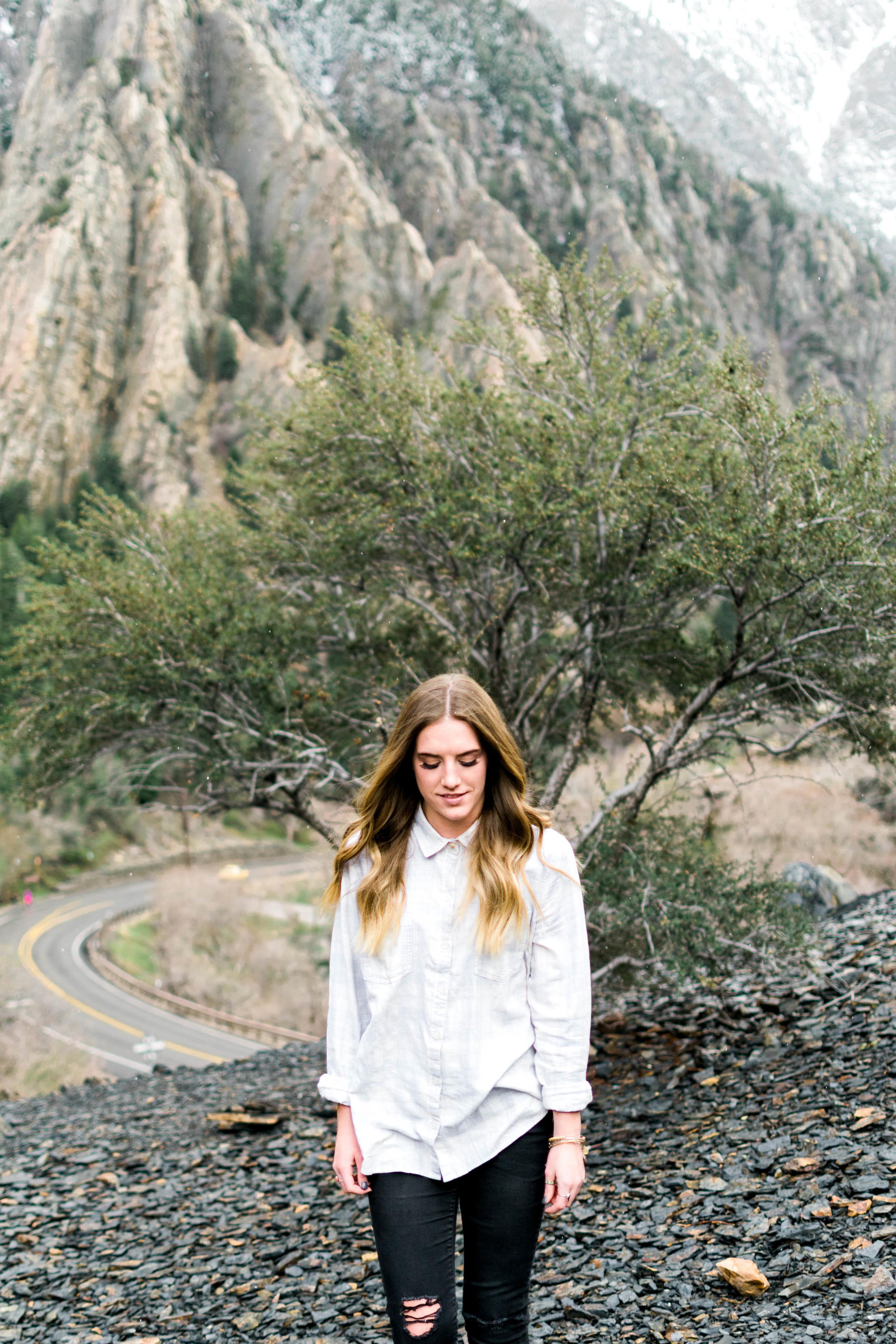 Davis County, Utah Senior Portrait Photographer