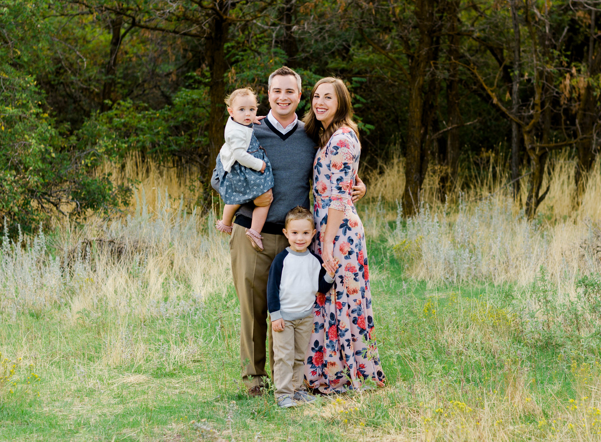 Dan Page Photography Family Portrait Photographer