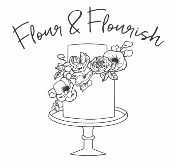 Cassidy is one of the most beautiful and artistic bakers we know. - She does most of her floral work with sugar. Trust us, it's hard to tell the difference, she's that good. If you want an art piece that also tastes amazing, go with F&F!