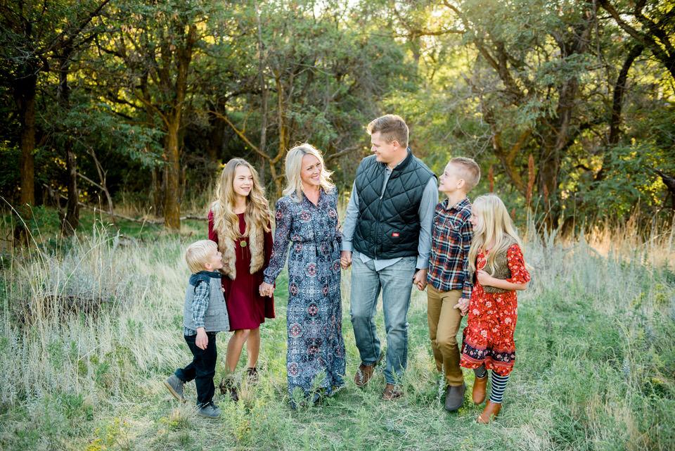 Davis County Family Portrait Photographer, Utah Family Photographer, Family Portrait Photographer