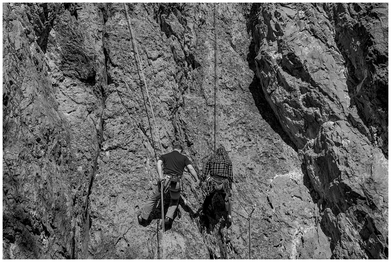 Dan Page Photography, Rock Climbing Engagement Adventure Session, Rock Canyon, Provo (10).jpg