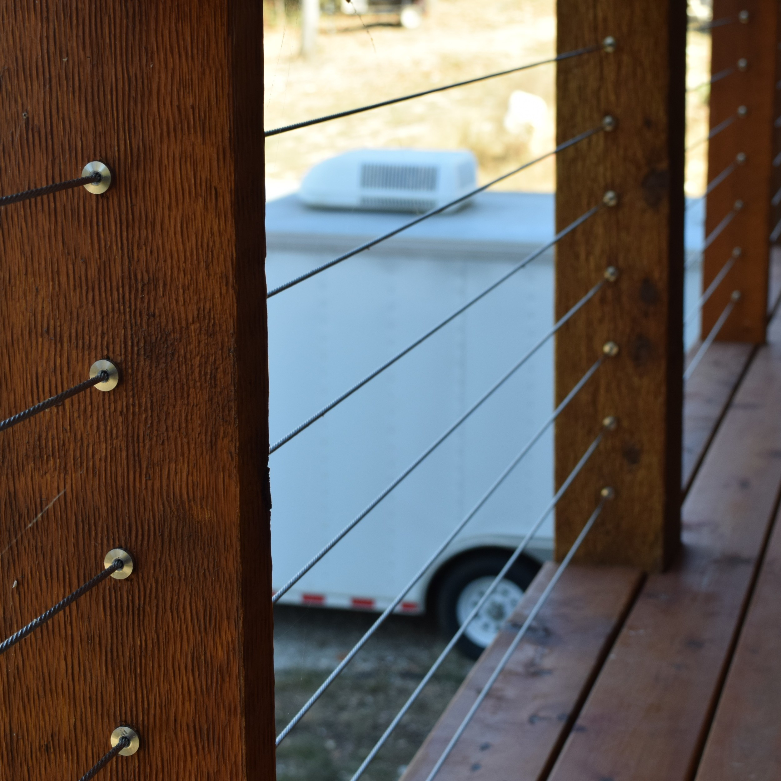 Deck and Stair Rails