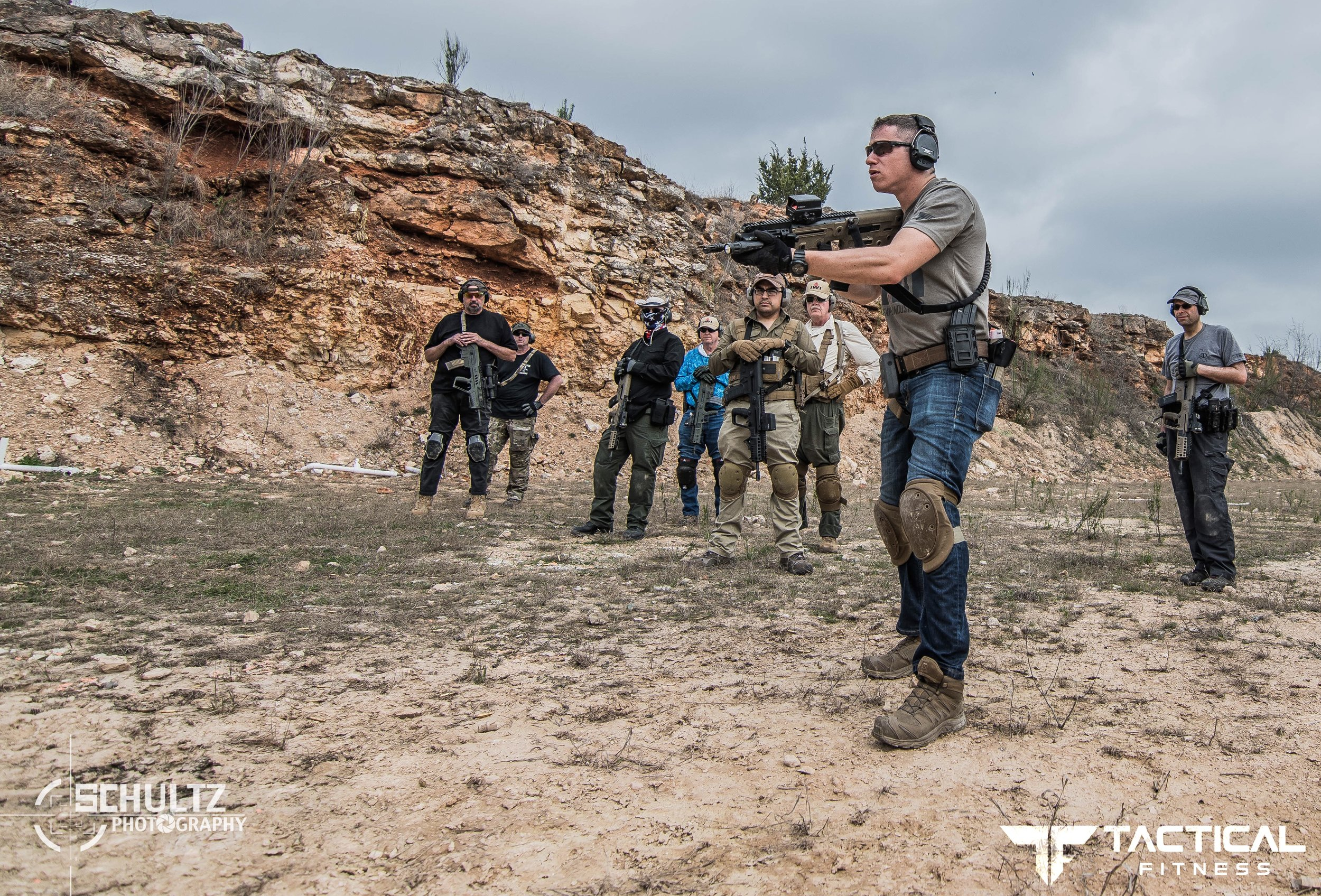 Tactical courses property of Tactical Fitness