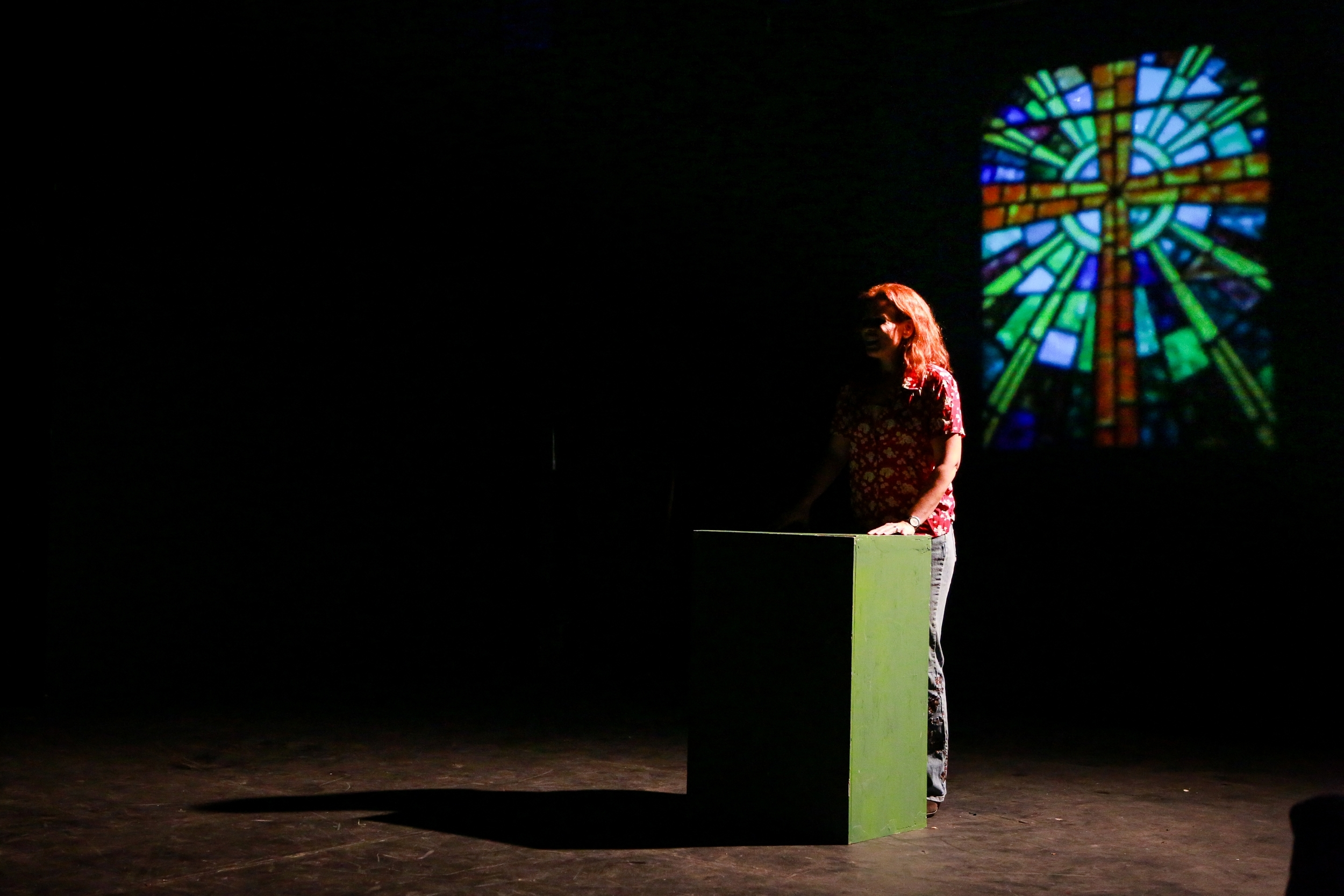 Vera at Church.JPG