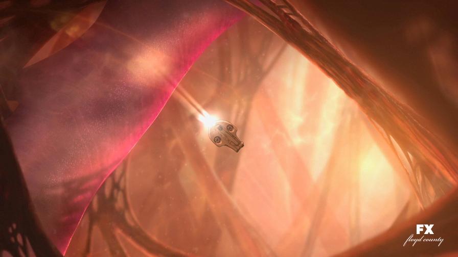 "Archer  season 6, episode 13: ""Drastic Voyage: Part II."""