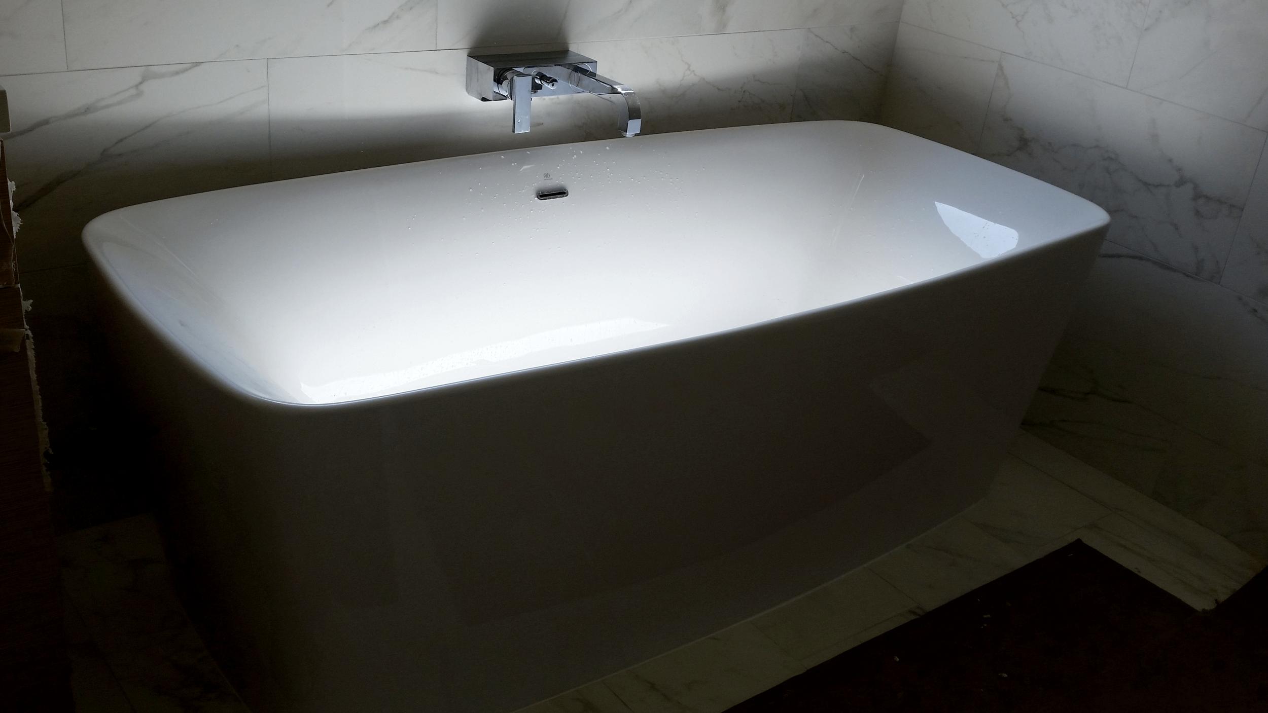 Master bath remodels.