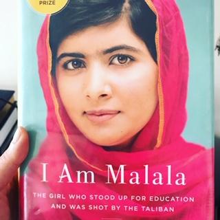 "Malala - ""Education is neither Eastern nor Western, it is human."""