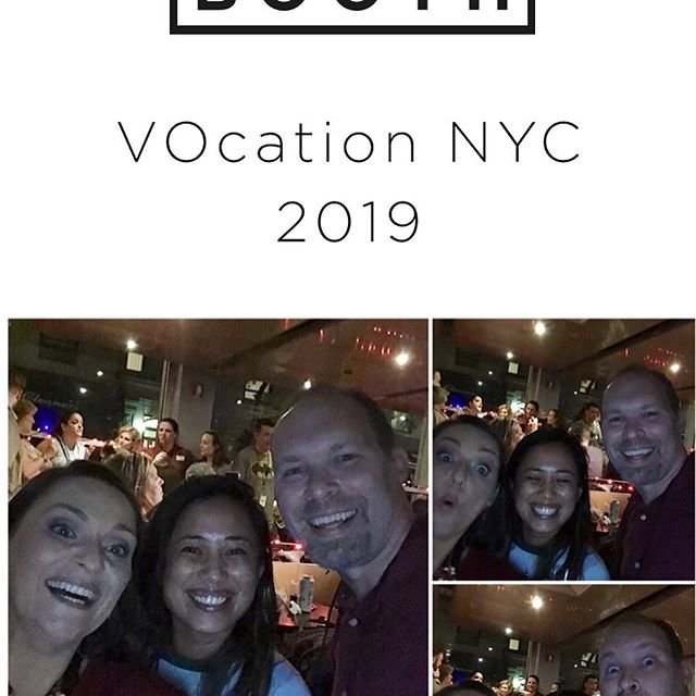 #suttonleeseymour  #vocationnyc #voiceovers #vocationnyckickoffparty