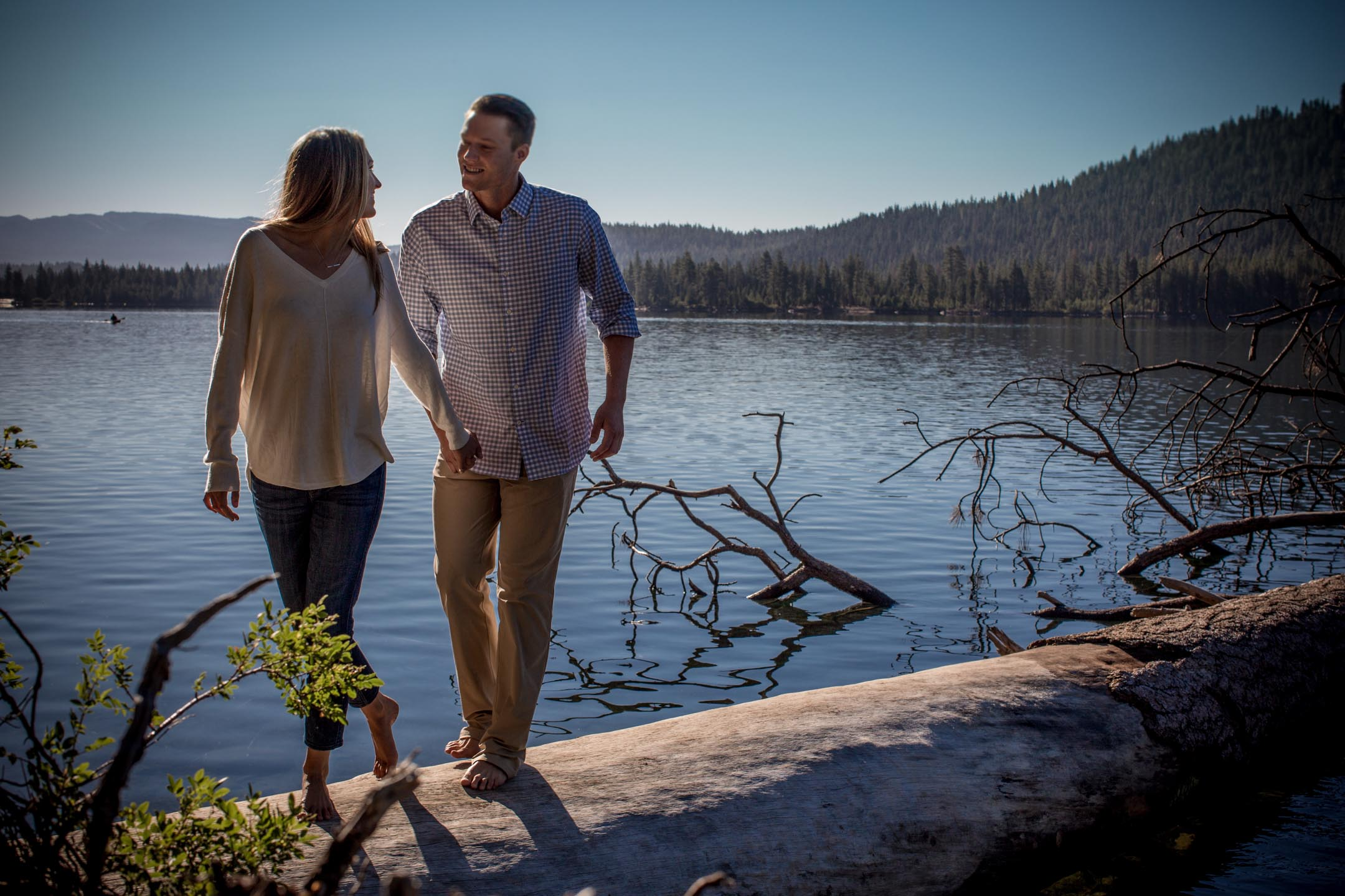 Truckee engagement