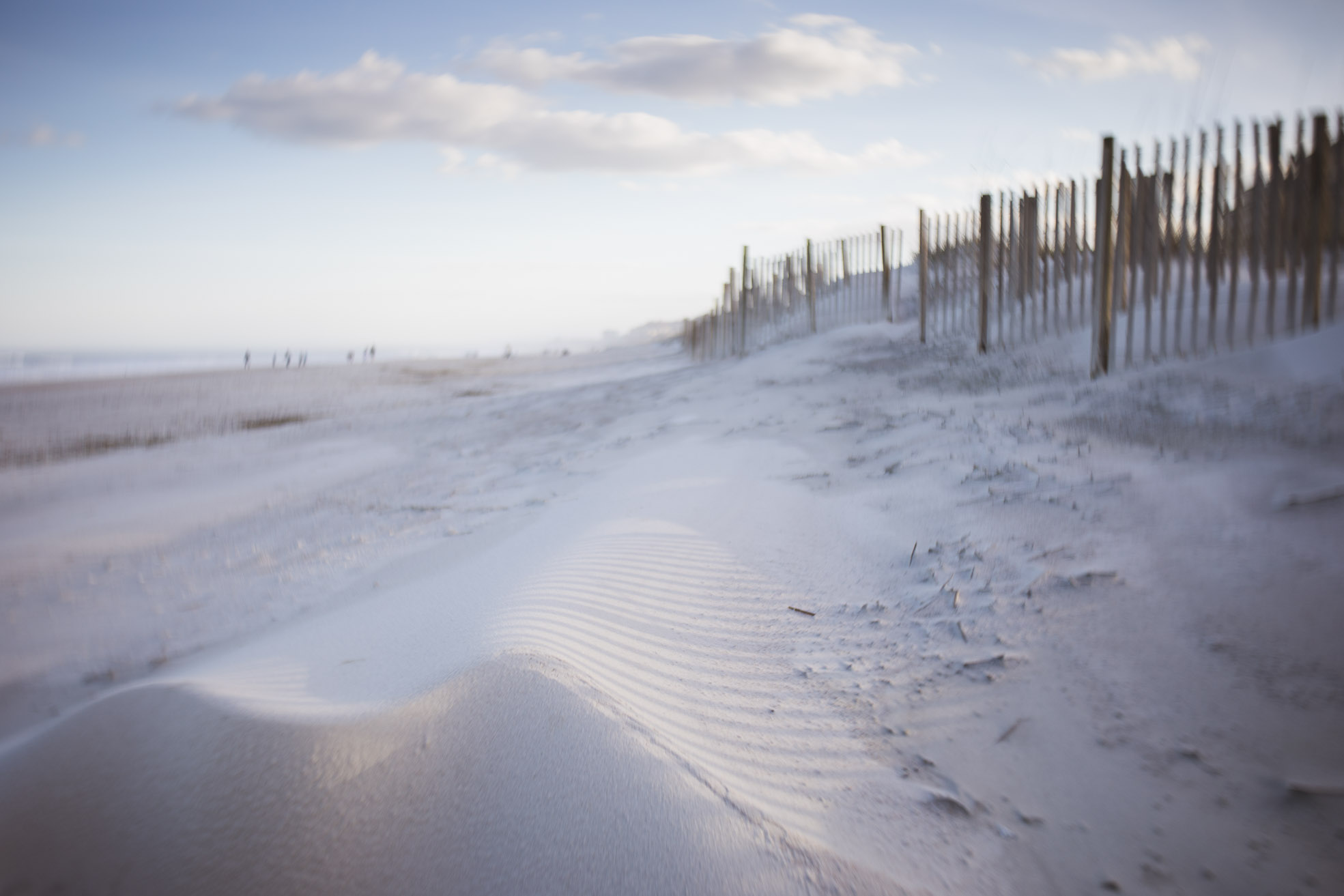 Amelia Island Beach inviting you to walk for hours
