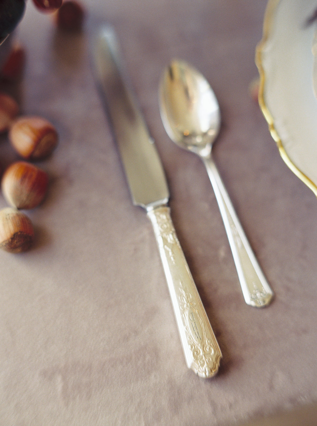 SILVER PLATED FLATWARE