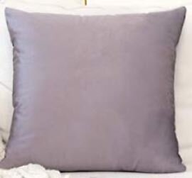 LILAC VELVET PILLOWS