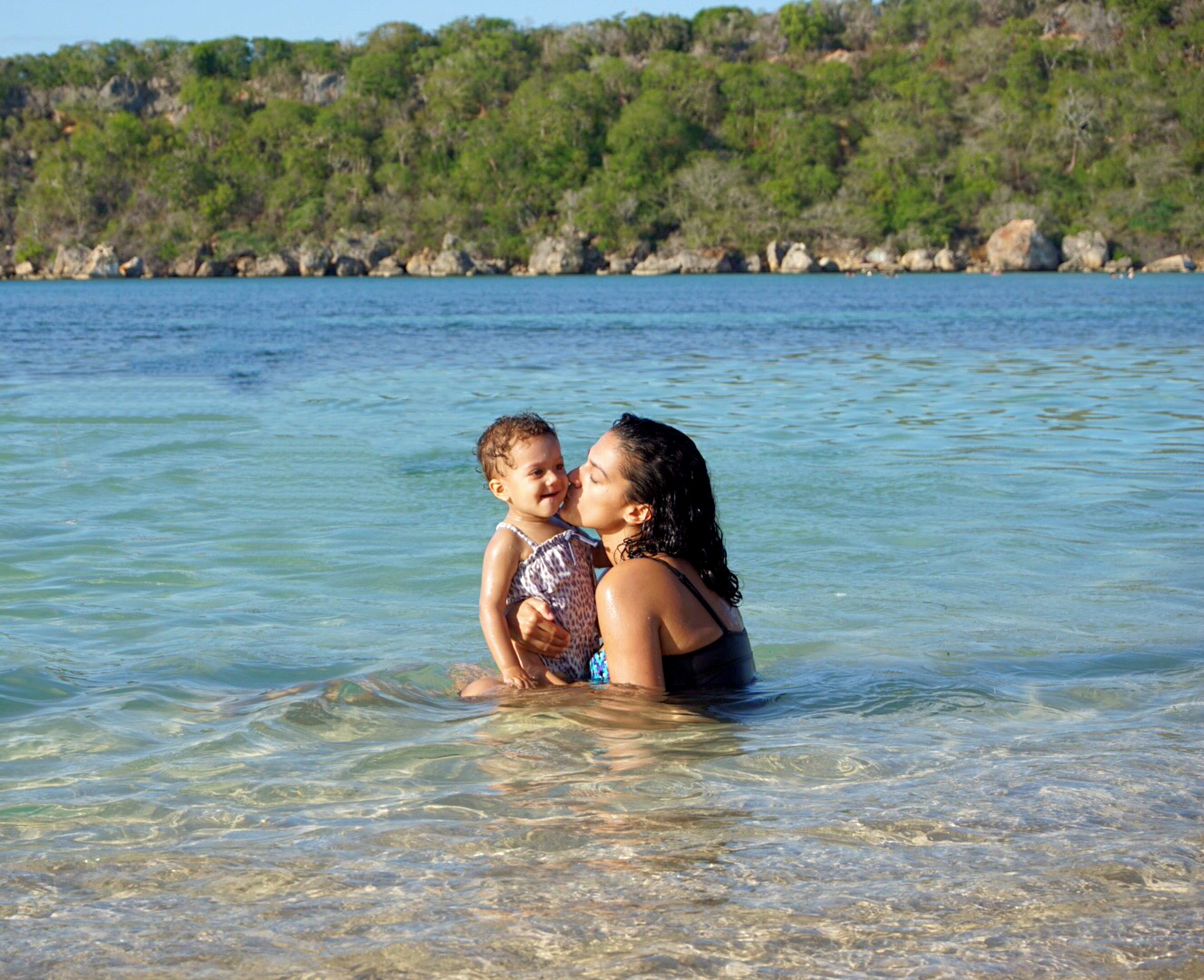 Playa Ensenada, Punta Rucia