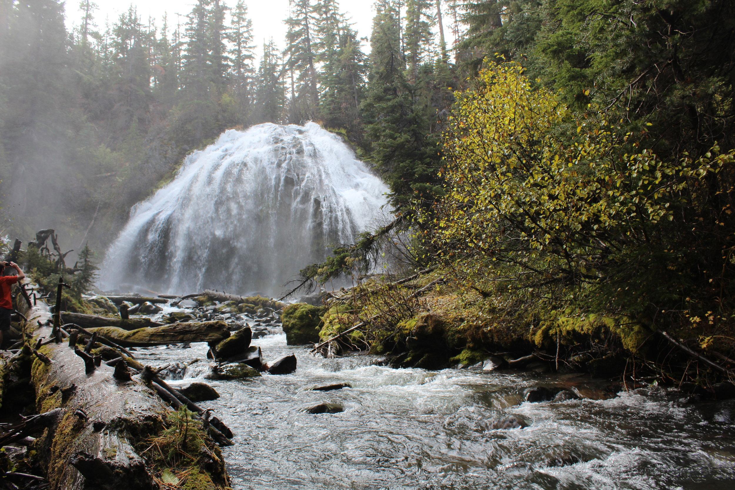 Whychus Creek Falls