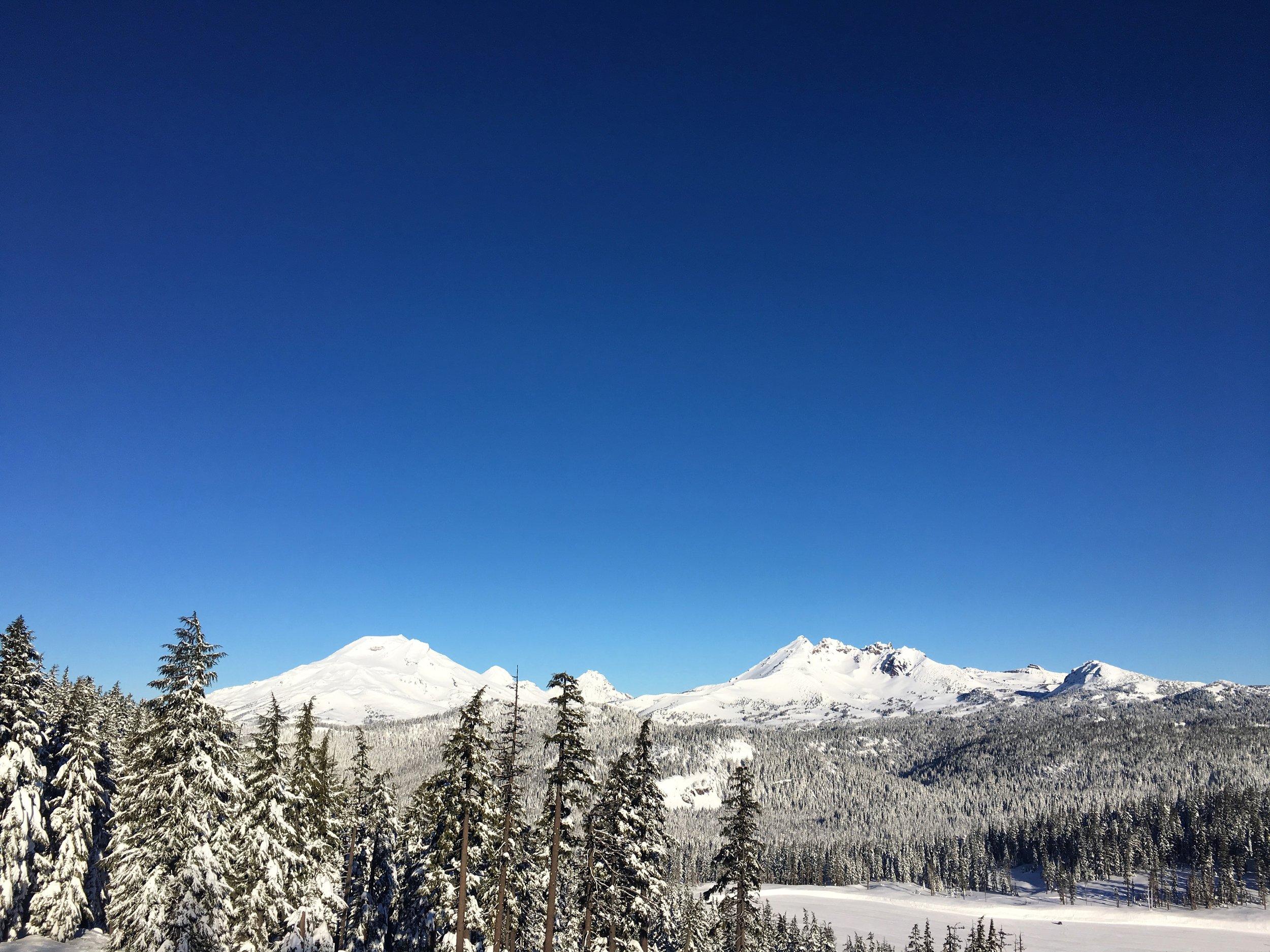 Mt Bachelor Views