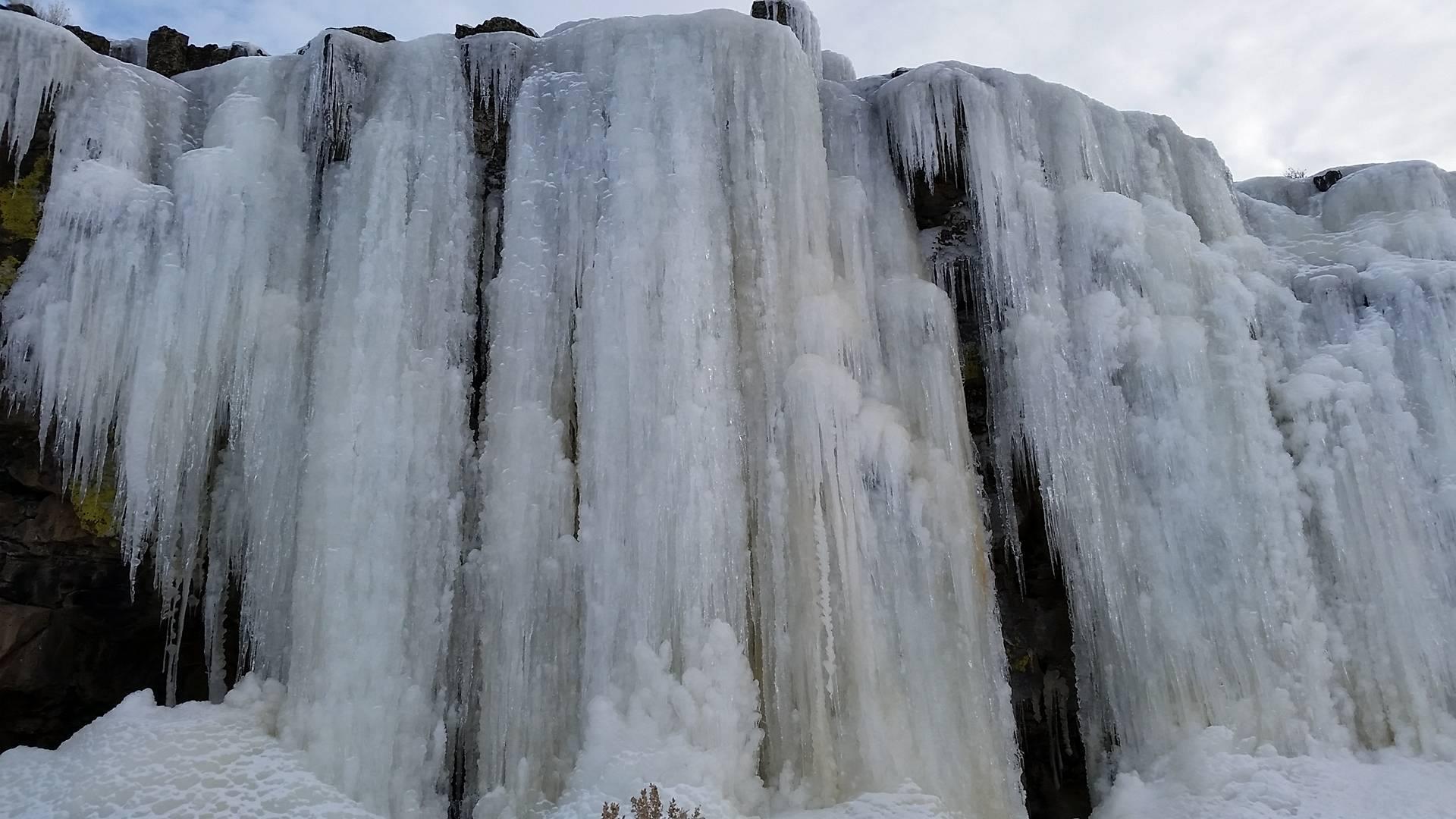 Waterfall of Ice