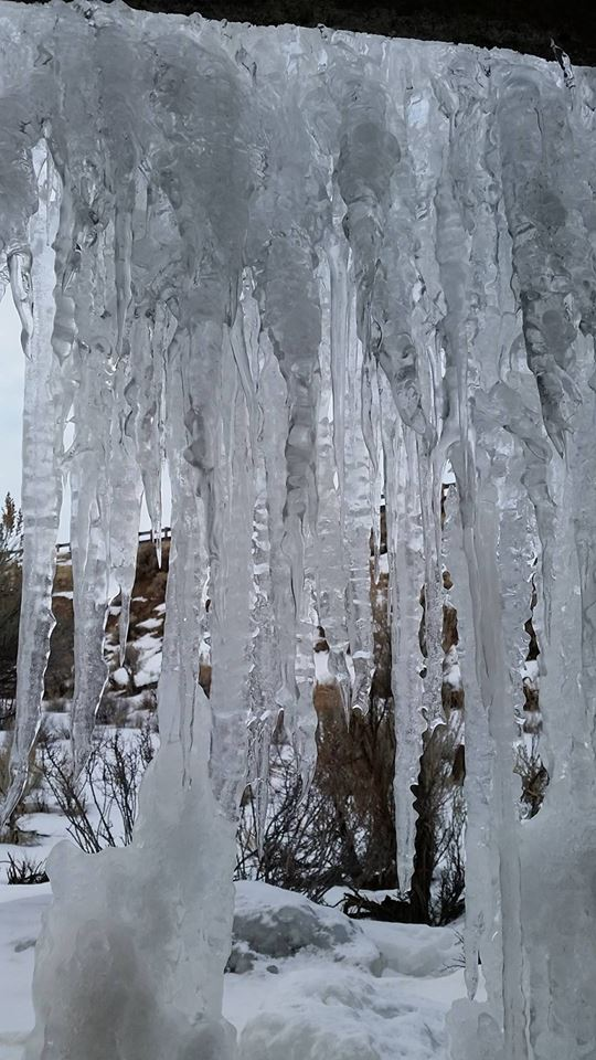 """My personal favorite: the """"Icicle Curtain."""""""