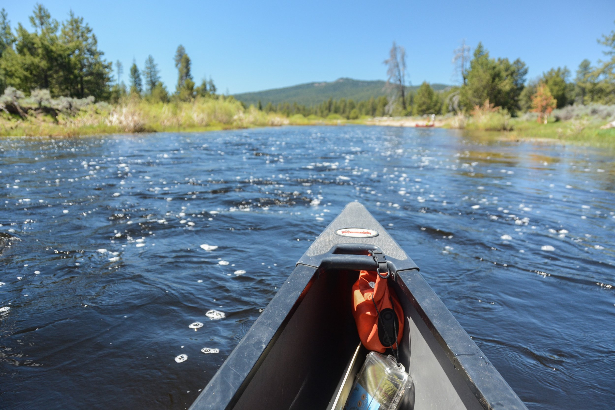 Canoe Tours Bend Oregon