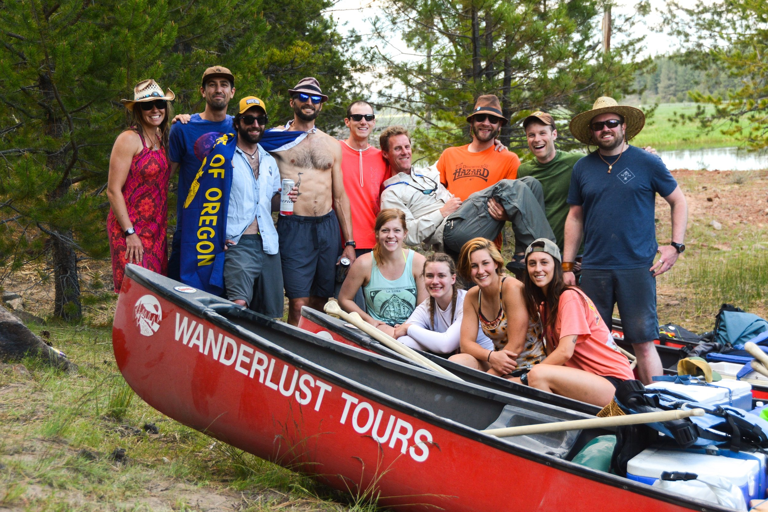 Wanderlust Tours Staff