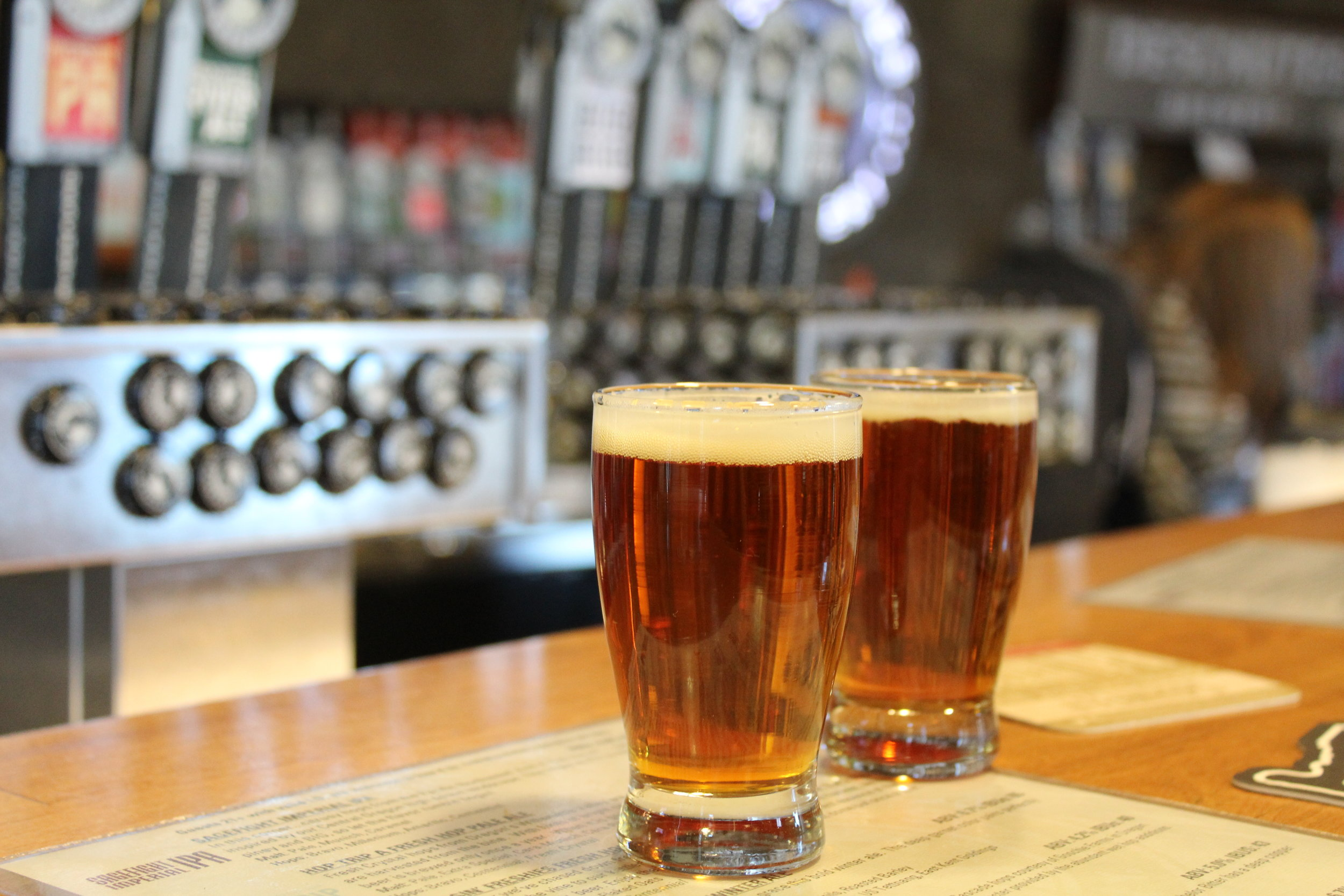 Deschtues Brewery Tasting Room