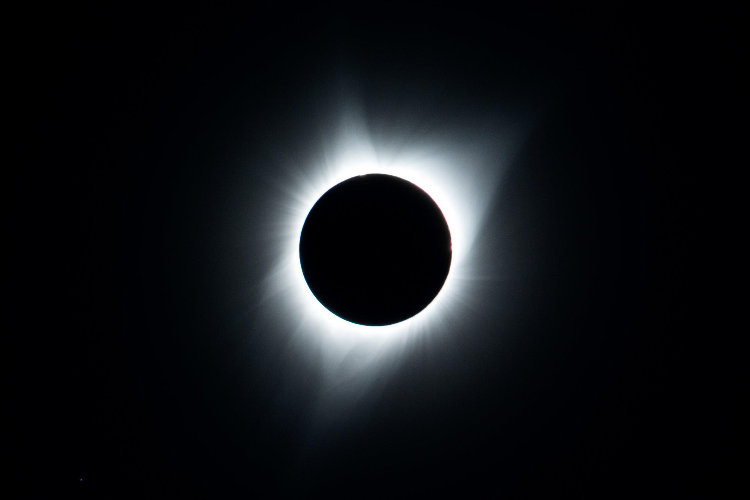Solar Eclipse Chaney Swiney