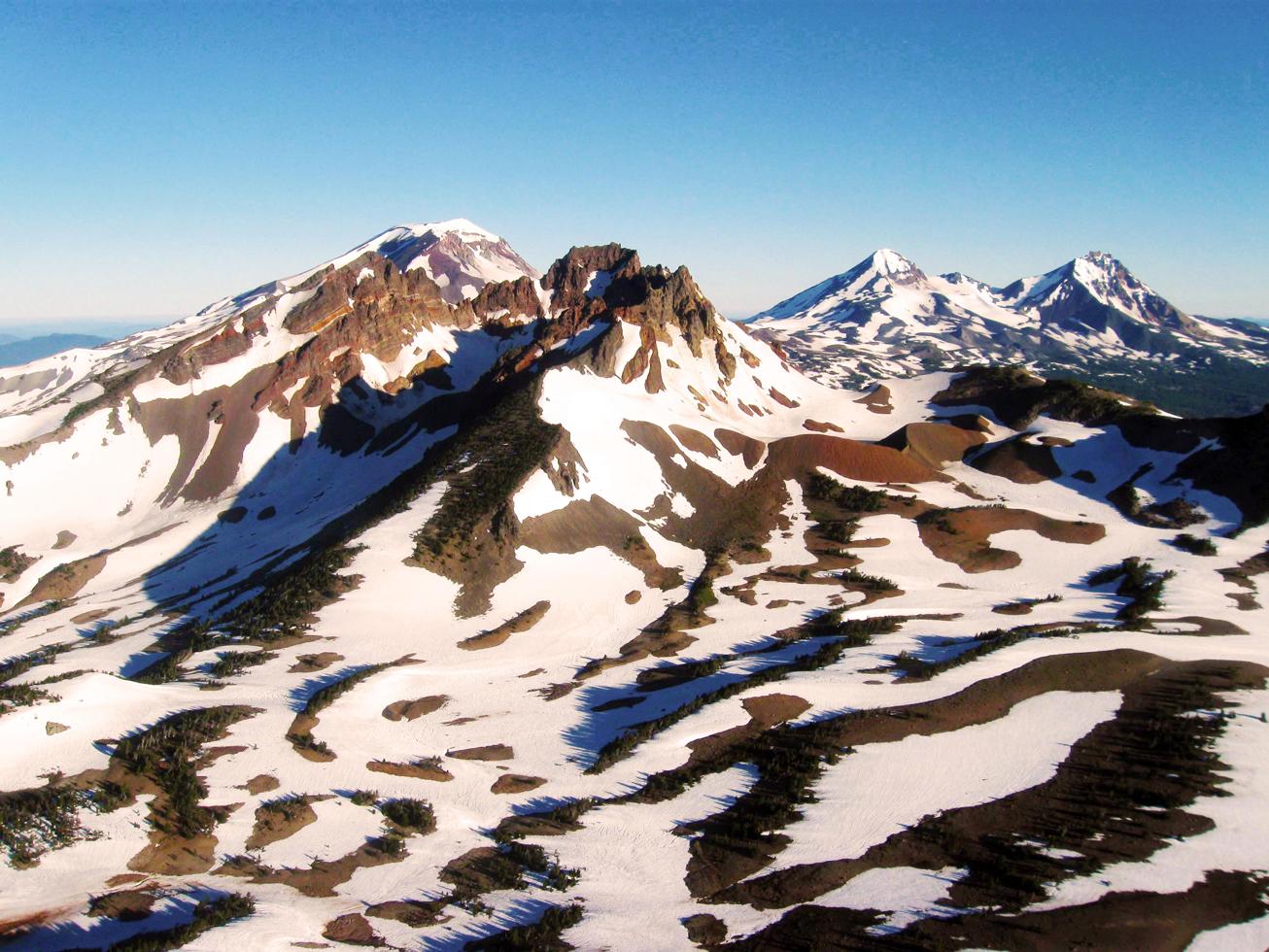Broken-Top-Geology