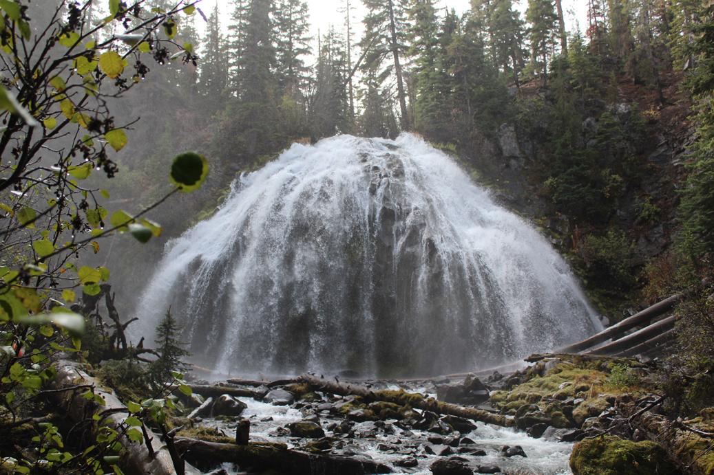 Waterfall-Bend-Oregon
