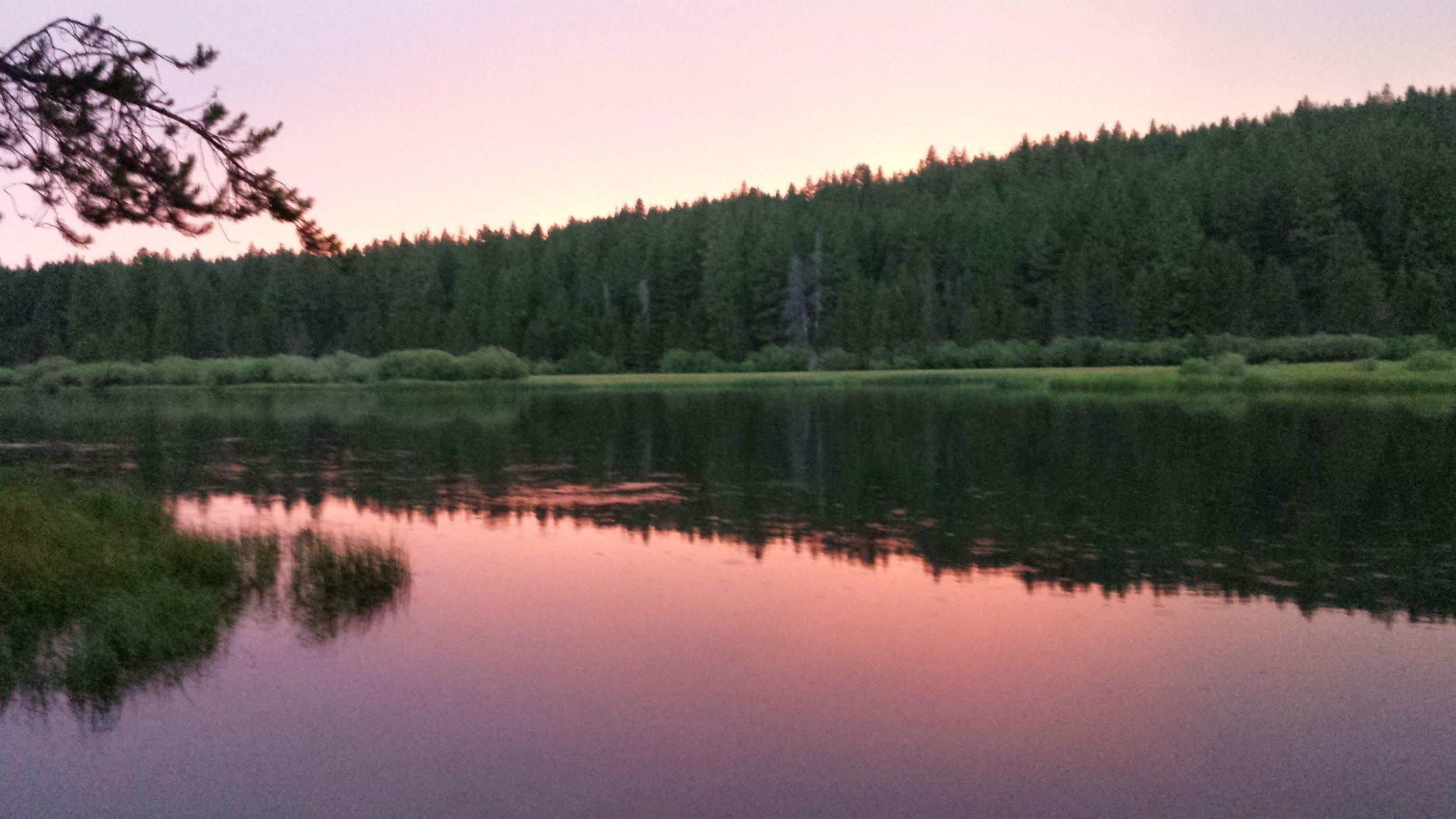 Deschutes-River-Central-Oregon-Water