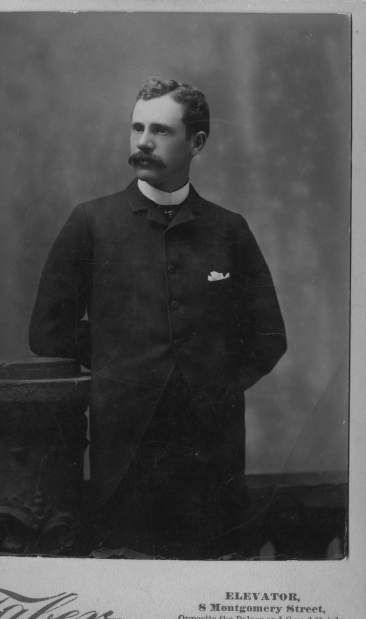 Alexander Drake. Image courtesy of the Deschutes Historical Museum