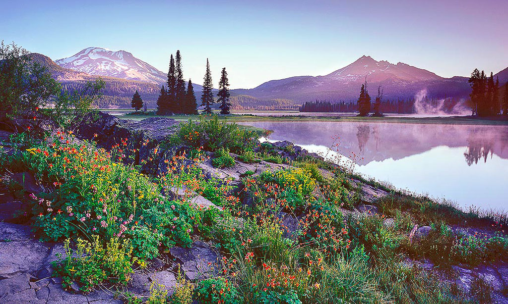 Nature Photography Tours in Bend, Oregon. Photos by Mike Putnam.