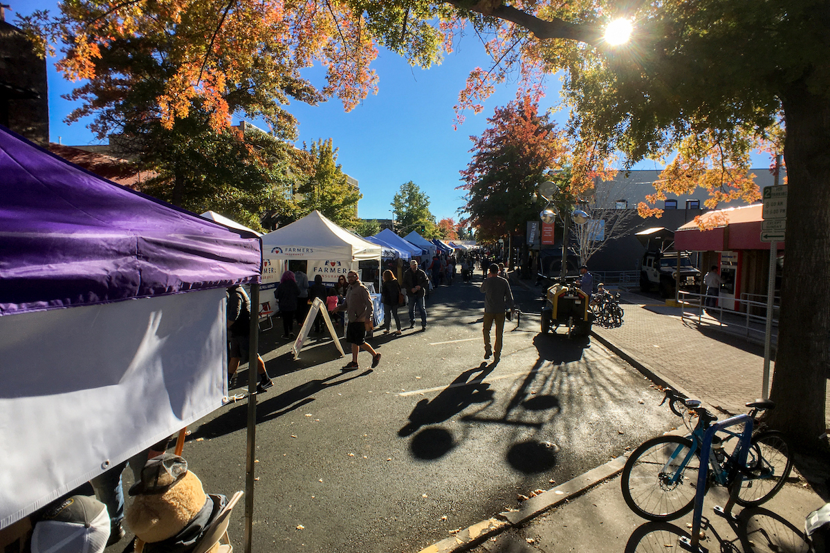 Photos from  Bend Fall Fest .
