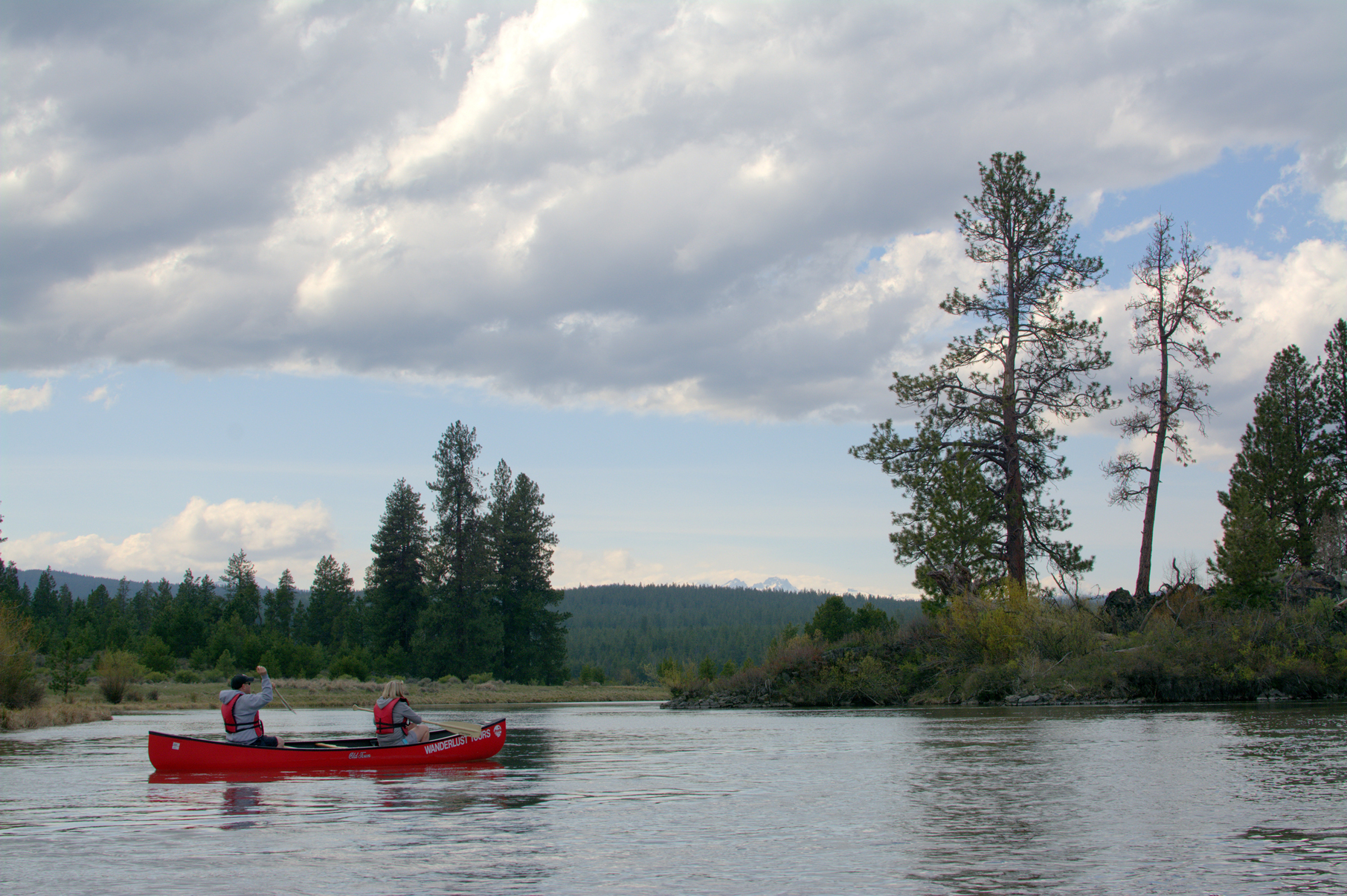 Deschutes-River-Canoe-Tours-Fall