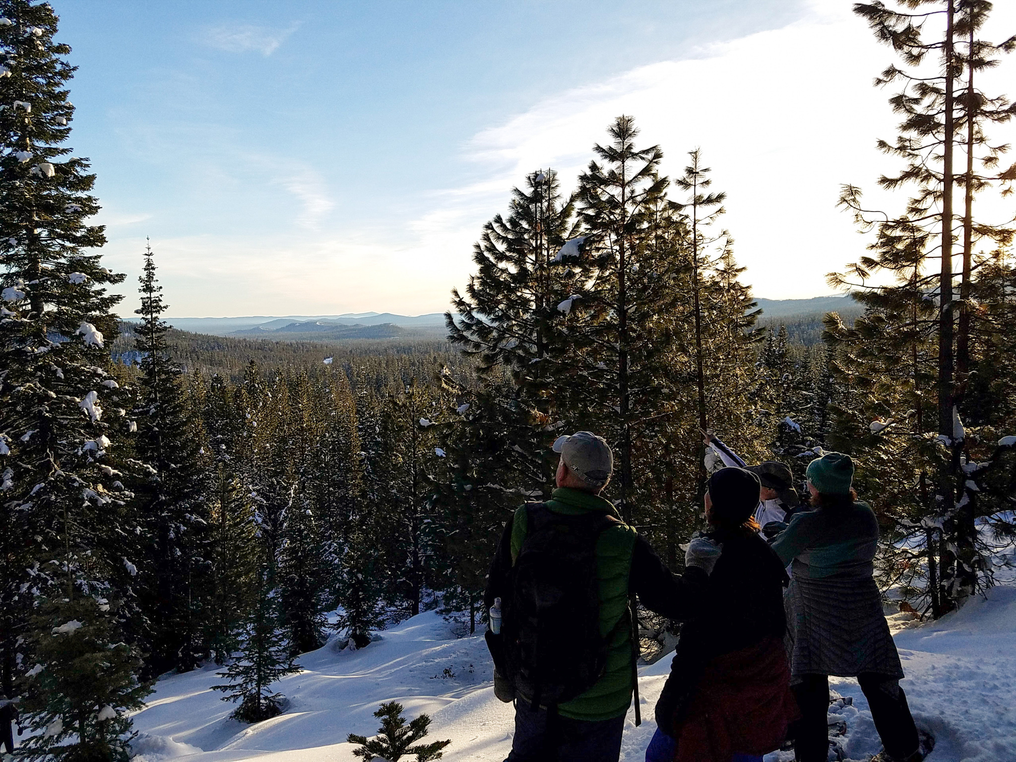 Snowshoe Tours in Bend, Oregon