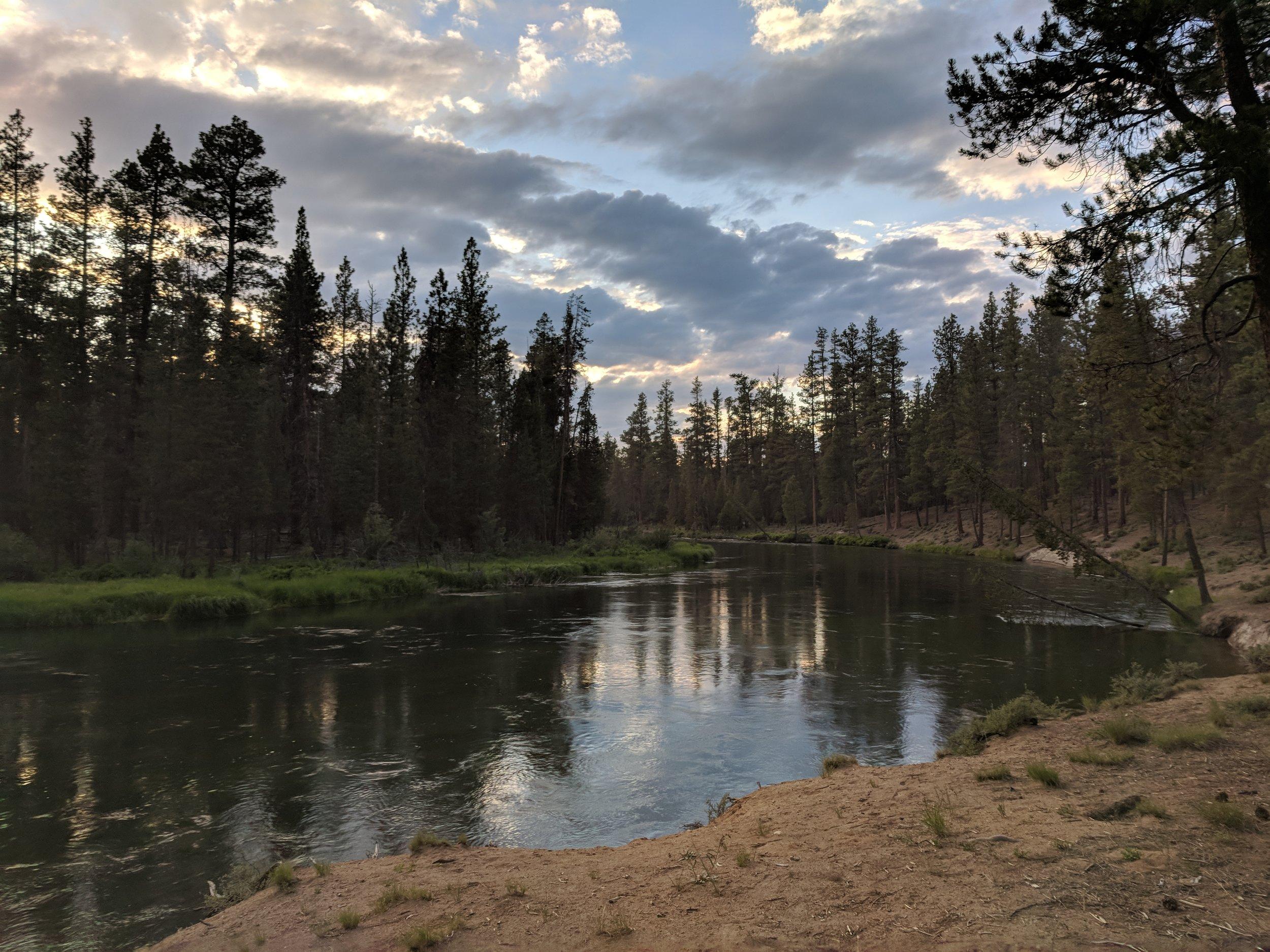 Sunset on Deschutes River.jpg