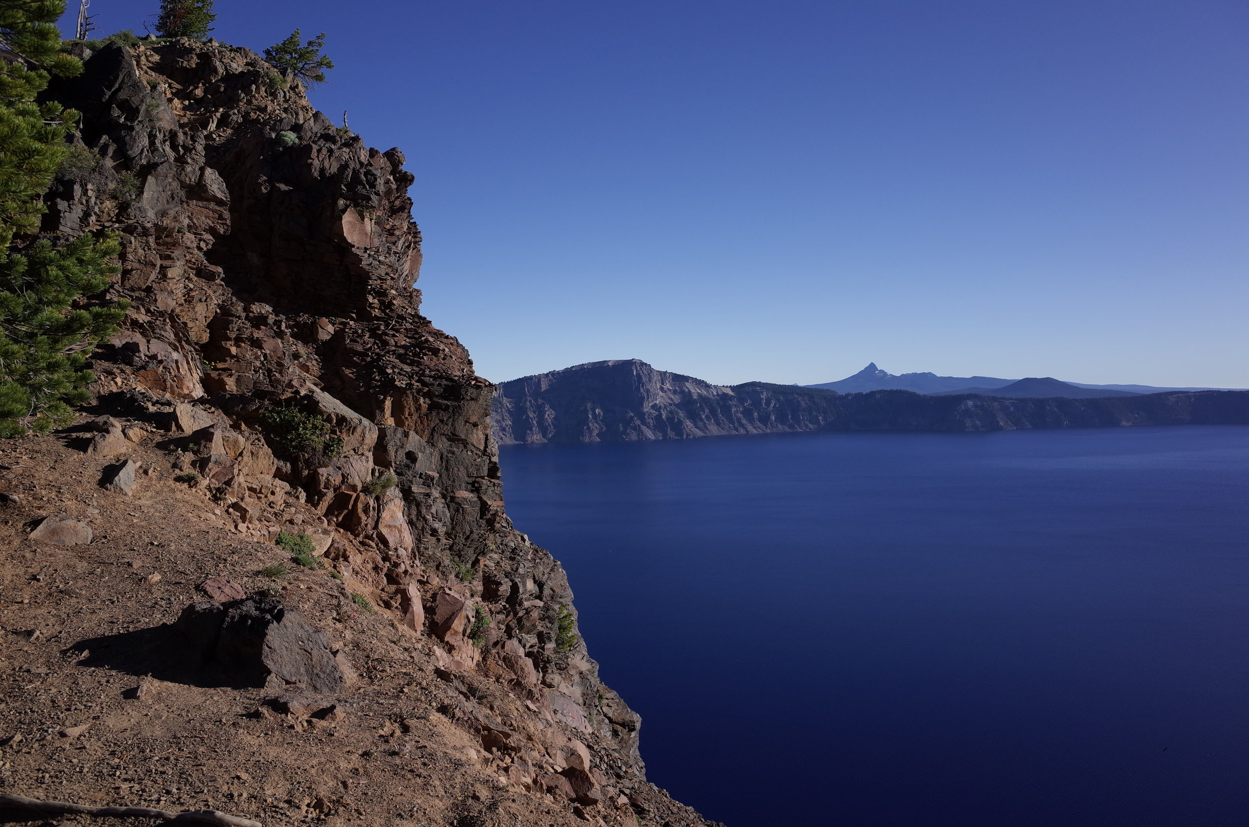 Crater Lake National Park - Oregon - Mountains