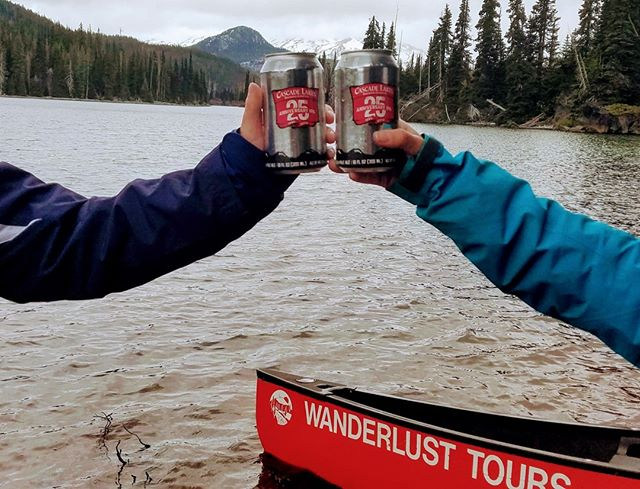 @cascadelakesale & @wanderlusttours - where adventure meets beer! We're both celebrating 25 years & would like to thank YOU for helping us reach this milestone! ⁣ ⁣ To celebrate you & our community we're doing a weekly giveaway followed by a party at the @cascadelakesale's Redmond Pub 8/25 (details below). ⁣ ⁣ **This week's giveaway**⁣ @wanderlusttours trucker hat & @cascadelakesale Soft Cooler⁣ ⁣ **Details**⁣ Weekly giveaway kicking off today through the Anniversary Party! ⁣ ⁣ To win you must like both of our pages. THEN tag a friend in the comments. BOOM! You are entered to win! ⁣ ⁣ (must be a USA resident) ⁣ ⁣ **Party**8/25 2PM to 6 PM7th Street Brewhouse 855 SW 7th St, Redmond, Oregon 97756⁣ ⁣ Cheers to 25 years!⁣ ⁣ #cascadelakesbrewing #craftbeer #drinkcraft #drinkbeermadehere #drinklocal #supportlocal #inbend #inredmond #visitbend #visitredmond #exploregon #pnwonderland #wanderlusttours