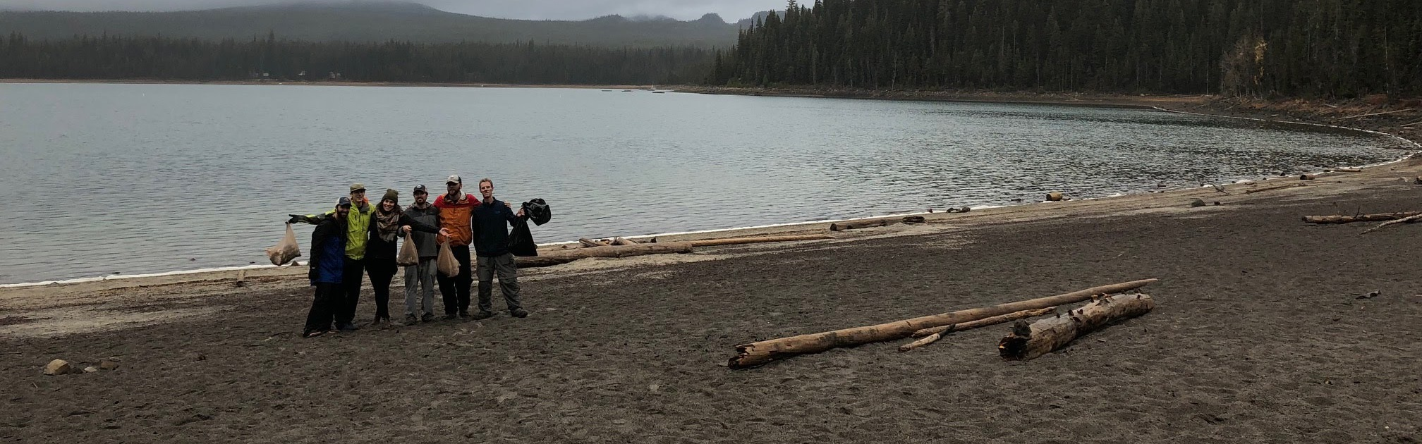 Cascade Lakes Clean up - beach.jpg
