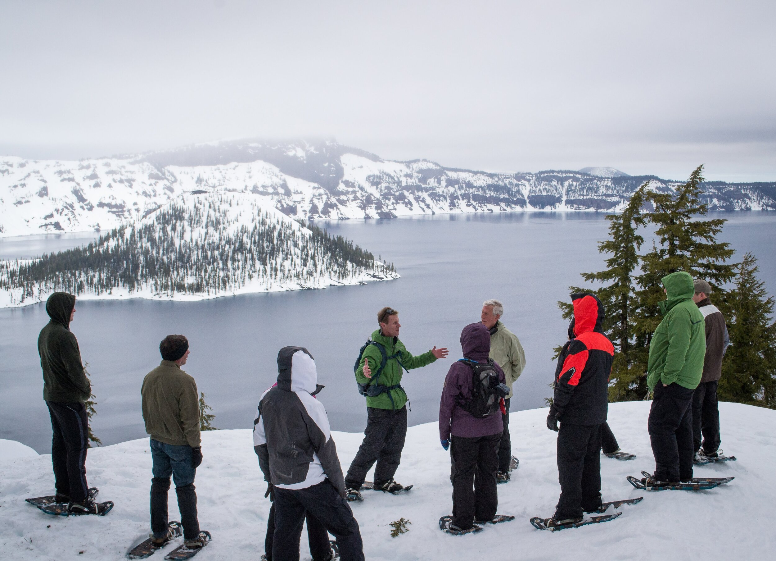 Crater Lake National Park - Oregon - Summer - Winter - Wanderlust Tours
