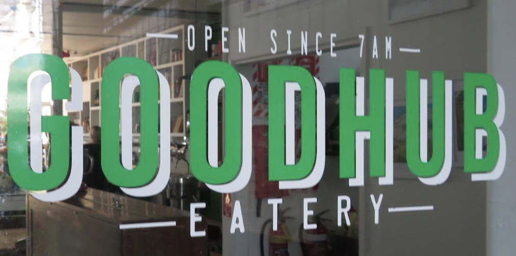 OUR NEW SISTER STORE  GOODHUB  IS NOW OPEN - 326 HIBISCUS COAST HIGHWAY OREWA BEACH BOULEVARD - HOURS : OPEN 7DAY - 7AM-4PM DAILY - SERVING BREAKFAST - LUNCH - HAVANA COFFEE - CHARLIES GELATO ICE CREAM - TEL: 09 426 4238 - Email: eat@goodhub.nz