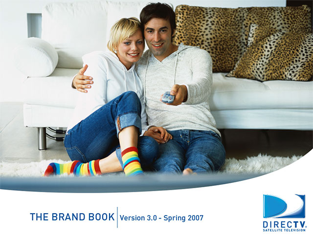 DirecTV Brand Book 2007