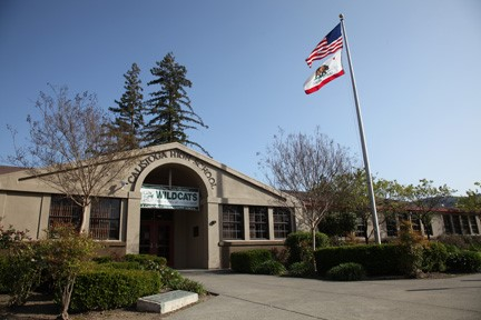 Calistoga office inside UpValley Family Center at Calistoga Jr/Sr High School 1608 Lake St, Calistoga