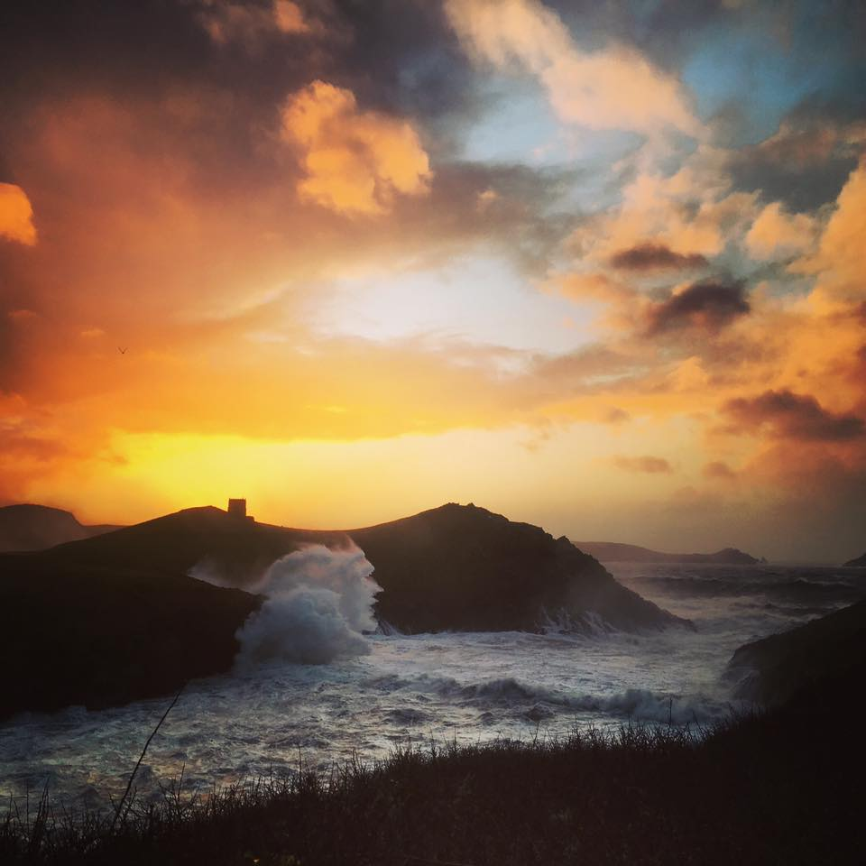 Photo by our good friend Mark Williams. Stay in one of his amazing summer lets at Port Quin Farm Holidays ( http://www.portquinfarmholidays.co.uk/ )