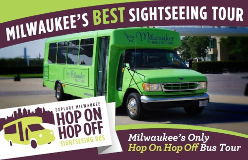 Shuttle Service from downtown Milwaukee to Erin Hills in June 2017