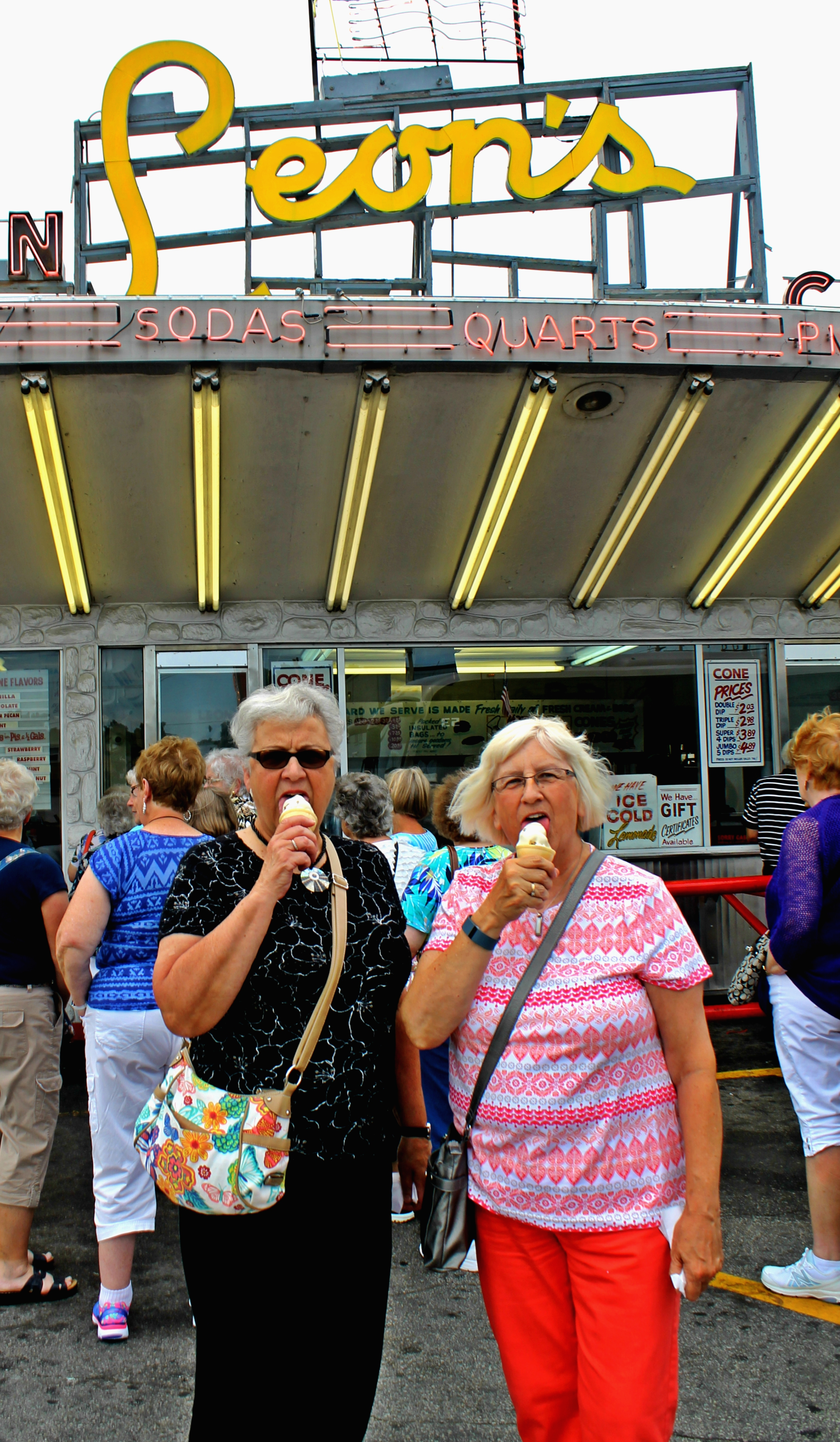 eating custard at leon's.jpg