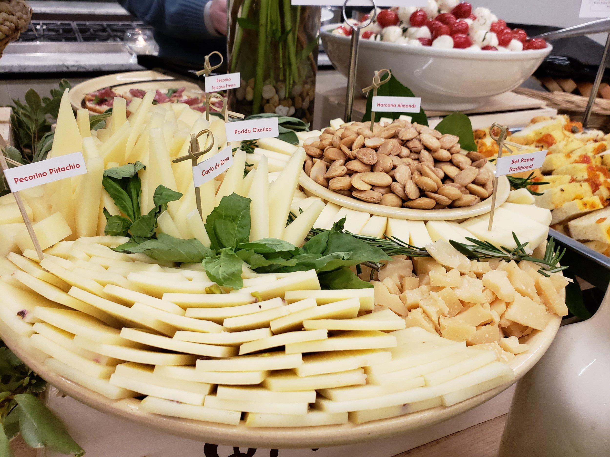 Cheese, Cheese, Cheese!