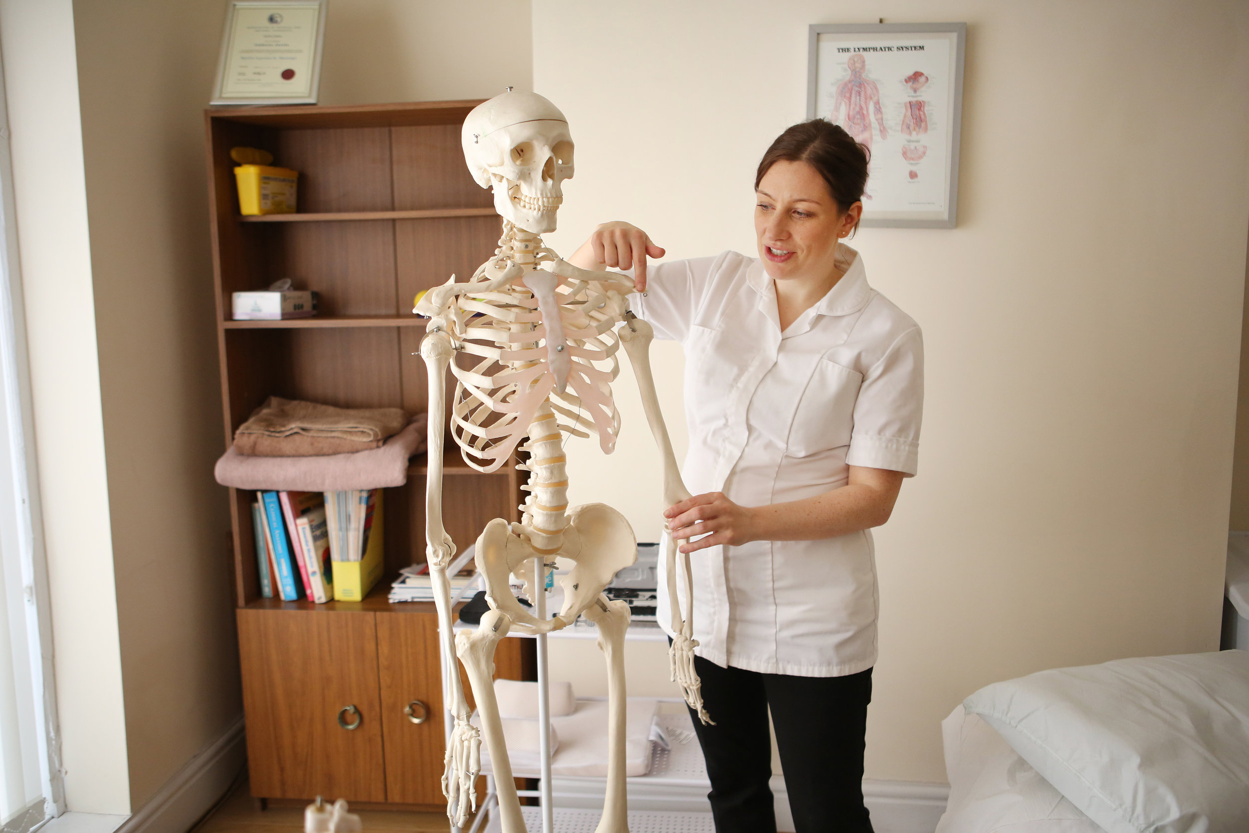 Osteopathy & Sports Injuries