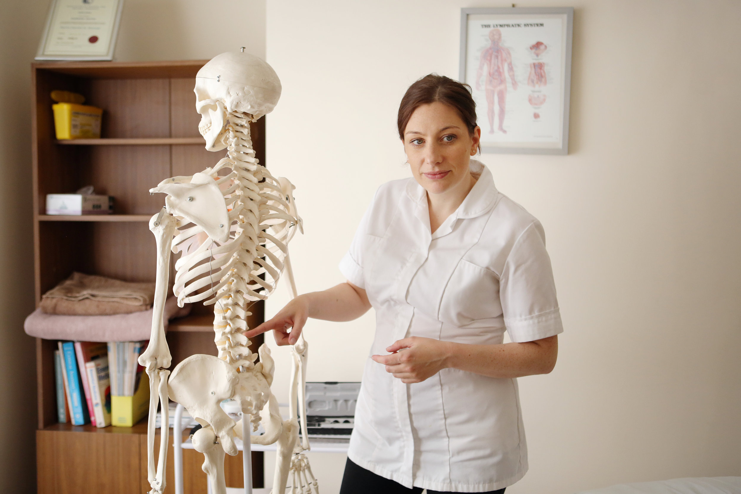 The Root Cause - Your osteopath will take your whole body into consideration when making a diagnosis.This doesn't mean ignoring your problem area; your muscles, joints, tendons, ligaments etc are all interconnected, so your osteopath will consider what is causing your pain and where else in the body may be affecting, or affected by, the problem area.This approach means osteopaths will treat your initial pain but will also look to treat the root cause of your pain. This consideration, searching for the root cause of the problem, sets osteopathy apart and underlines our work to achieve long-term pain relief.