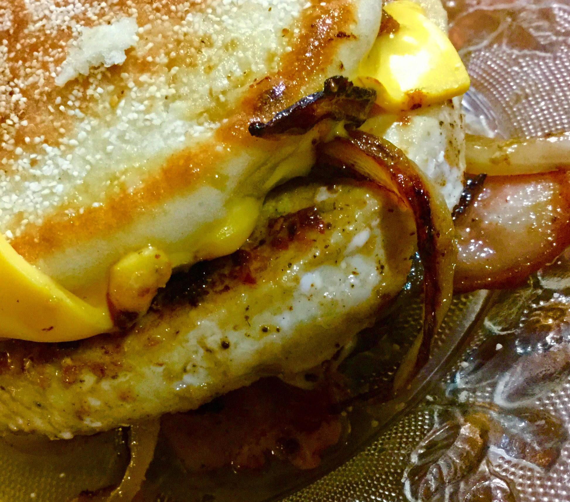 Bacon, Egg & Cheese McMuffin