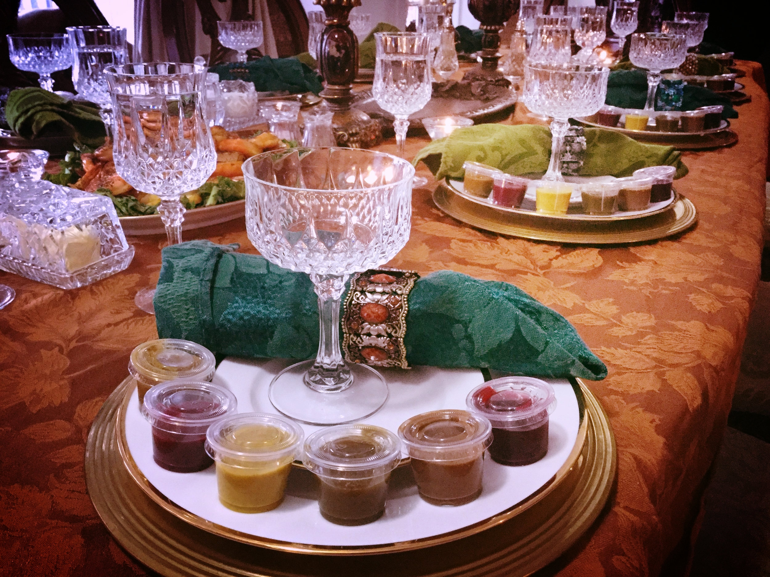 Brunch & Learn Featuring Grannie's Health Tonics   -   Visit Health Food Blog for Grannie's Tonics