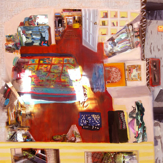 Devoe, 2004, 35 x 37 inches, Archival digital print on paper